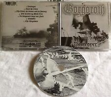 Gorgoroth - Destroyer CD NUCLEAR BLAST 1998 lord belial 1349