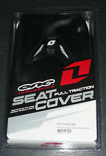 YAMAHA YZF 250 YZF 450 BLACK GRIPPER SEAT COVER 06 07 08 09 ONE INDUSTRIES MX