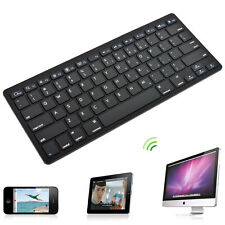 Wireless 3.0 Bluetooth Keyboard for Apple iPhone/Samsung Smart Phones Macbook TV