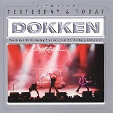 Yesterday and Today by Dokken (CD, Mar-2001, BMG Special Products) NEW