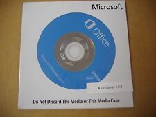 MS Microsoft Office 2013 Home and Business Full English Version DVD =BRAND NEW=