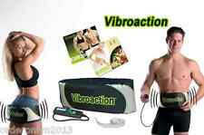 VibroAction Vibrating Belt Shape Massage Weight Management Slimming Massager