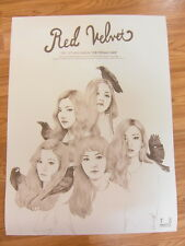 RED VELVET - AUTOMATIC VERSION [ORIGINAL POSTER] *NEW* K-POP ICE CREAM CAKE