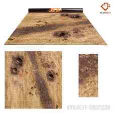 Wasteland 2 / Treasure Island – Double-Sided 36″ x 36″ Mat for Battle Games