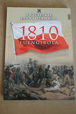 Winning the battles in the history of Poland Tom 20 Fuengirola 1810 Polish Book