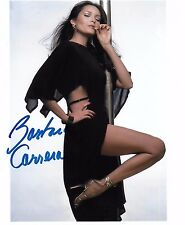Barbara Carrera Signed 8x10 Photo - James Bond Babe - NEVER SAY NEVER AGAIN H392