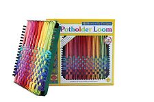 """Harrisville Designs 7"""" Potholder (Traditional Size) Loom Kit , New, Free Shippin"""
