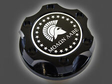 DODGE CHRYSLER VIPER V8 MOLON LABE SPARTAN 300 HEMI BILLET ENGINE OIL CAP BLACK