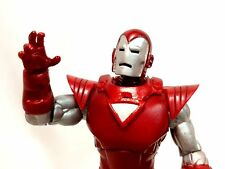 "Hasbro '10 Marvel Universe Silver Centurion Mark 12 w/ Stand 3.75"" Action Figure"