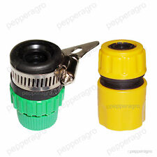 GARDENING TOOLS   TAP HOSE CONNECTOR 1/2 inch ADAPTER  COMBO OFFER