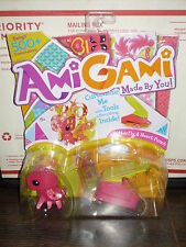 NEW! AMIGAMI,AMI GAMI - 2014 MATTEL - BUTTERFLY & HEART PUNCH