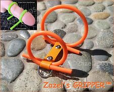 PENIS Extender Enlargement Stretcher ENLARGER Balls Hanger Grip Zazel's GRIPPER