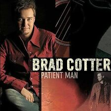 Patient Man [Remaster] by Brad Cotter (CD, Jul-2004, Epic (USA))