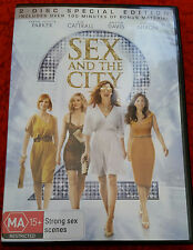 DVD. Sex and the City 2. Region 4