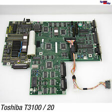 TOSHIBA T3100 /20 PA7038E SYSTEM UNIT MOTHERBOARD NOTEBOOK 286 F3100S 36T700936G
