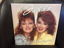 The Judds Rockin' With The Rhythm VG+ LP RCA 1985