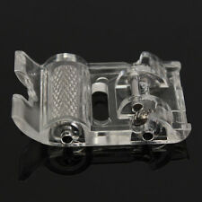 Popular 1pc Low Shank Roller Presser Foot For Snap Singer Brother Sewing Machine
