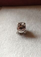 PANDORA STERLING SILVER FROG CHARM #790247