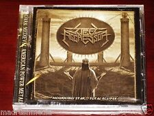 Steel Aggressor: Mourning Star Total Eclipse CD 2013 Stormspell SSR-DL99 NEW