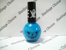 Pumpkin Glow in the Dark Nail Enamel / Polish - Teal