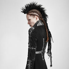 Punk Rave Mohawk Hair Head Wear Accessory Punk Rock Gothic