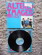 Altered Images Pinky Blue 1982 UK Epic Vinyl LP A1/B1 1st Press Demo Promo Cover