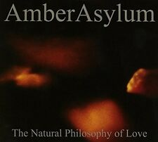 Natural Philosophy Of Love - Amber Asylum (2016, CD NIEUW)