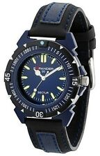 New Mens Sector Expander R3251197035 Quartz Sports Blue & Black Watch