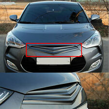 [Kspeed] (Fits: Hyundai 11+ Veloster) Front Radiator Grille Cover painted