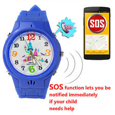 TBS3203 Kids Wrist Watch Cellphone Security GPS Google Map SOS for Kids