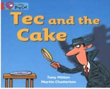 Tec and the Cake: Band 2a/Red A, Tony Mitton