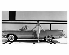 1957 Chrysler Imperial Crown Convertible Coupe Factory Photo uc1708-PPZU69