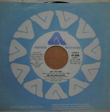 Melissa Manchester - Just You and I / My Sweet Thing - Mint- 1976 Pop 45