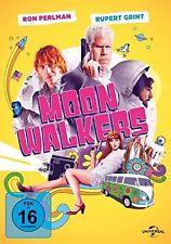 MOONWALKERS   DVD NEU RUPERT GRINT/ROBERT SHEEHAN/RON PERLMAN