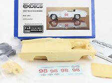 1957 Battlebird Mini Exotics R&D Unique 1:25 Resin Kit RARE