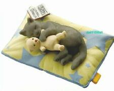 Re-ment miniature Cat Diary  book bear cushion puchi neko