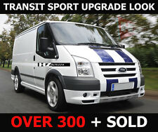 Ford Transit MK7 06-13 Sport Pack Upgrade Bodykit - SWB & MWB
