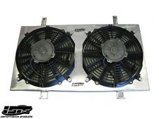 "ISIS Fan Shroud Kit Dual 12"" Fans For 95-98 Nissan 240SX S14 w/ KA24DE"