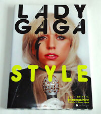 LADY GAGA STYLE JAPAN PHOTO BOOK 2010