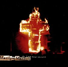 MARILYN MANSON The Last Tour on Earth - CD (1999)