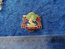 (A5-Y011-gs) Original US Crest Einheit ist mir unbekannt HS44