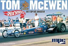 "MPC  Tom ""Mongoose"" McEwen 1972 Rear Engine Dragster (Hot Wheels) model kit 1/25"