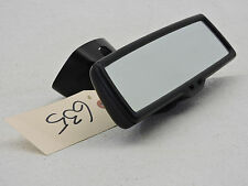 2007 Vw Eos Black Auto Dim Dimming Rear View Mirror Good Factory Oem -635