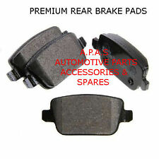FORD S-MAX 2.0 TDCI REAR BRAKE PADS ALL MODELS (07-12)