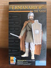 "1/6 12"" 30 cm GI JOE ACTION MAN  DRAGON 2004 ERMANARICH THE GOTH"