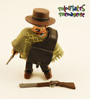 Spaghetti Western (Clint Eastwood) Minimates For Few Dollars More Showdown Monco