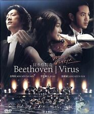 Korean Drama : Beethoven Virus DVD + BONUS DVD
