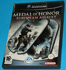 Medal of Honor European Assault - GameCube GC - PAL