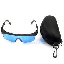 600nm-700nm Safety Red Laser Protection Glasses Goggle With Hard Protect Box Hot