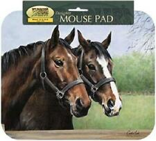 Caroline's Horses Mouse pad for computor, office